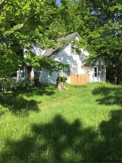 Single Family Home Pcs W/Major Contingency: 136 Weeds Mill Road