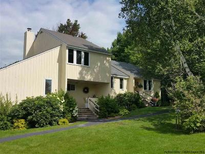 Delaware County Townhouse For Sale: 50 Pines Dr 3-4 Roads