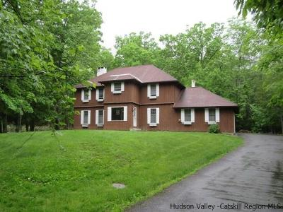 Woodstock Single Family Home For Sale: 14 Holiday Drive