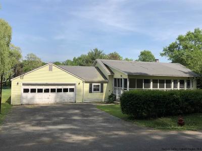 Tivoli Single Family Home Fully Executed Contract: 44 Woods Road