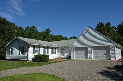 Rhinebeck Single Family Home Fully Executed Contract: 49 Old Farm Road