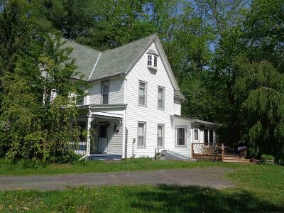 Big Indian Single Family Home Fully Executed Contract: 65 Fire House Road