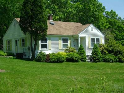 Glenford Single Family Home Fully Executed Contract: 697 Ohayo Mountain Rd.