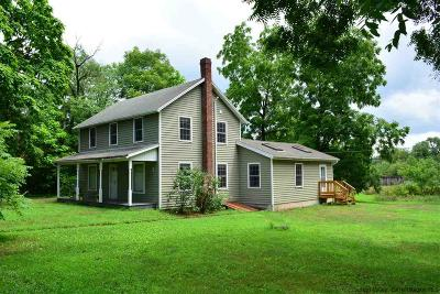 Accord Single Family Home For Sale: 256 Lower Whitfield Road
