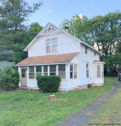 Wallkill NY Single Family Home Fully Executed Contract: $129,000