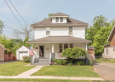 Saugerties Single Family Home For Sale: 11 Bennett Avenue