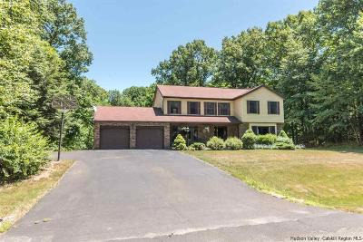 Saugerties Single Family Home For Sale: 13 Ridge Road