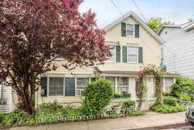 Saugerties Single Family Home For Sale: 48 McDonald Street