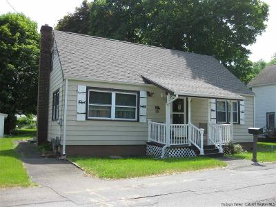 Kingston Single Family Home Fully Executed Contract: 116 Railroad Ave