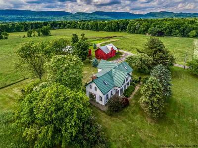 New Paltz Single Family Home For Sale: 822 Albany Post Road