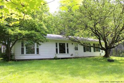 Woodstock NY Single Family Home For Sale: $375,000