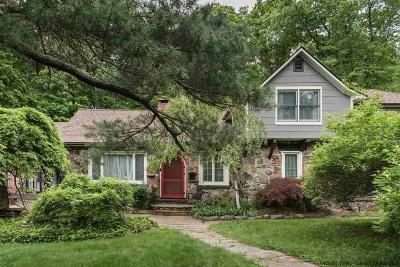 Woodstock Single Family Home For Sale: 2380 Glasco Tpke