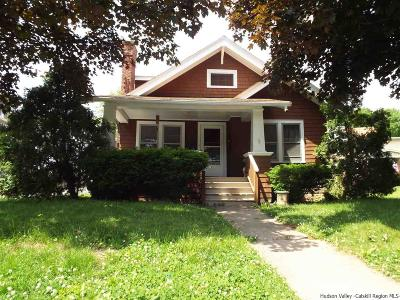 Saugerties Single Family Home For Sale: 192 Market St.