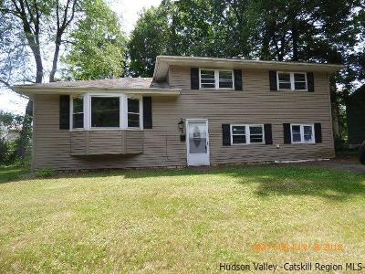 Saugerties Single Family Home Fully Executed Contract: 5 Redwood Road