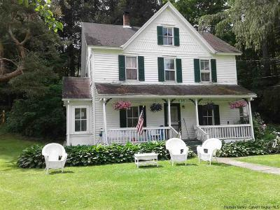 Delaware County Single Family Home For Sale: 438 Dry Brook Road