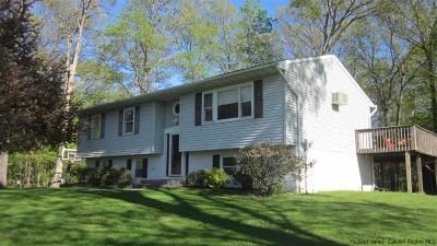 New Paltz Single Family Home For Sale: 3 Fieldstone Drive