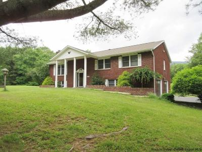 Saugerties Single Family Home For Sale: 1186 Route 212