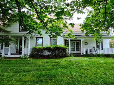 Delaware County Single Family Home For Sale: 250 Ferris Hill Road