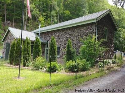 Chichester Single Family Home For Sale: 549 Route 214 Common