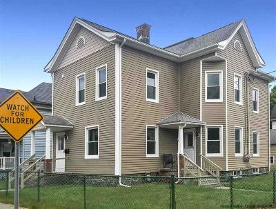 Kingston Multi Family Home Fully Executed Contract: 204 Downs Street