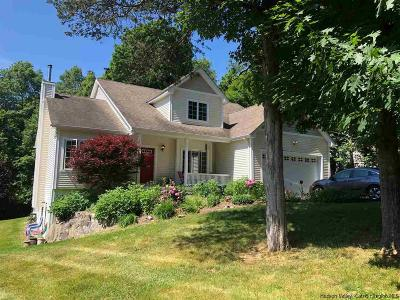 New Paltz Single Family Home Fully Executed Contract: 84 Hummell Road