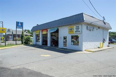 Kingston Commercial For Sale: 560 Albany Avenue