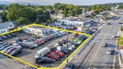 Kingston Commercial For Sale: 493-495 Albany Avenue