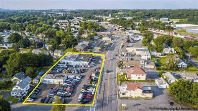 Kingston Commercial For Sale: 493-507-515 Albany Ave