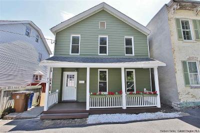 Kingston Single Family Home For Sale: 70 Hunter Street