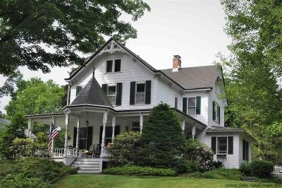 Single Family Home Fully Executed Contract: 26 Main Street