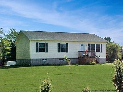 Accord NY Single Family Home Fully Executed Contract: $169,000