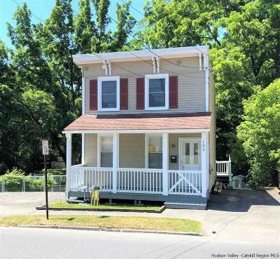 Saugerties Single Family Home For Sale: 102 W Bridge Street