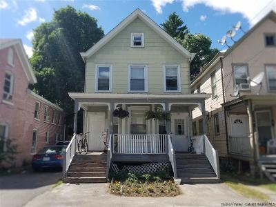 Multi Family Home For Sale: 95 Elmendorf Street