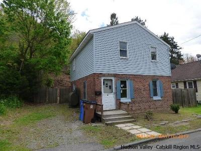 Kingston Single Family Home For Sale: 134 Third Avenue