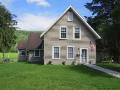 Delaware County Multi Family Home For Sale: 205 Main Street