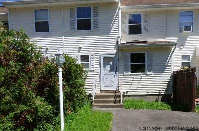 Saugerties Townhouse Fully Executed Contract: 64 Red Maple Road
