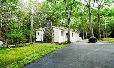 Saugerties Single Family Home For Sale: 241 Charles Hommel Road