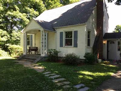 Single Family Home For Sale: 50 Church Hill Rd