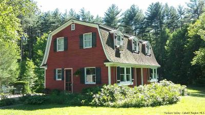 Mount Tremper NY Single Family Home For Sale: $342,000