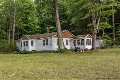 Napanoch Single Family Home For Sale: 420 State Route 55
