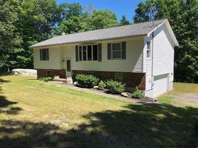 Gardiner Single Family Home For Sale: 552 South Mountain Road