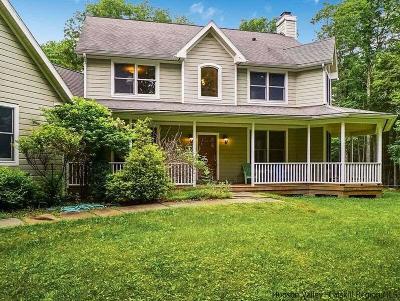 Ulster County Single Family Home For Sale: 22 Hemlock Ridge Road