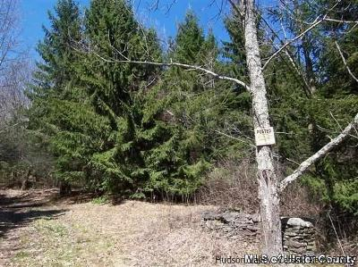 Delaware County Residential Lots & Land For Sale: Off 1837 Burroughs Memorial Rd