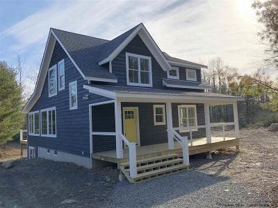 Kerhonkson Single Family Home Fully Executed Contract: 71 Dawson Lane