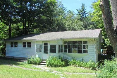 Woodstock Single Family Home For Sale: 665 W Saugerties-Woodstock Road