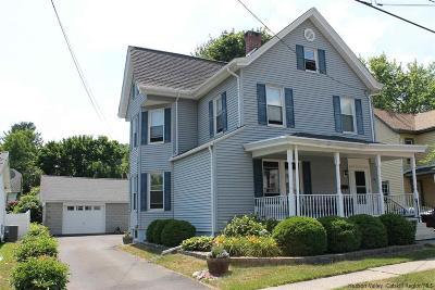 Kingston Single Family Home For Sale: 19 Lindsley Avenue