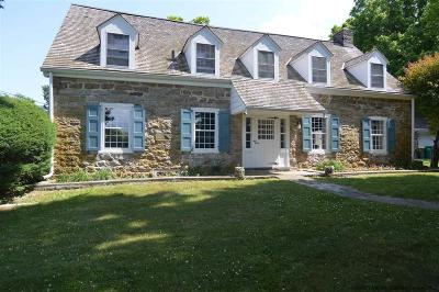 Hurley NY Single Family Home For Sale: $1,950,000