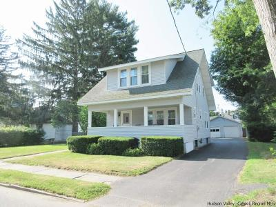 Saugerties Single Family Home Fully Executed Contract: 19 Prospect Street