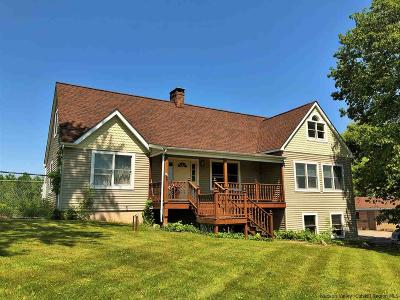 Single Family Home For Sale: 1314 State Route 208