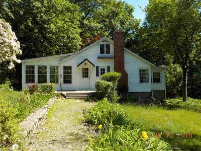 Rhinebeck Single Family Home For Sale: 9 Lamoree Rd